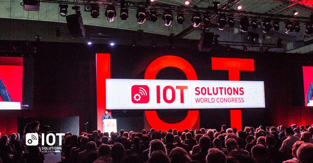 SysOak visita el iot solutions world congress